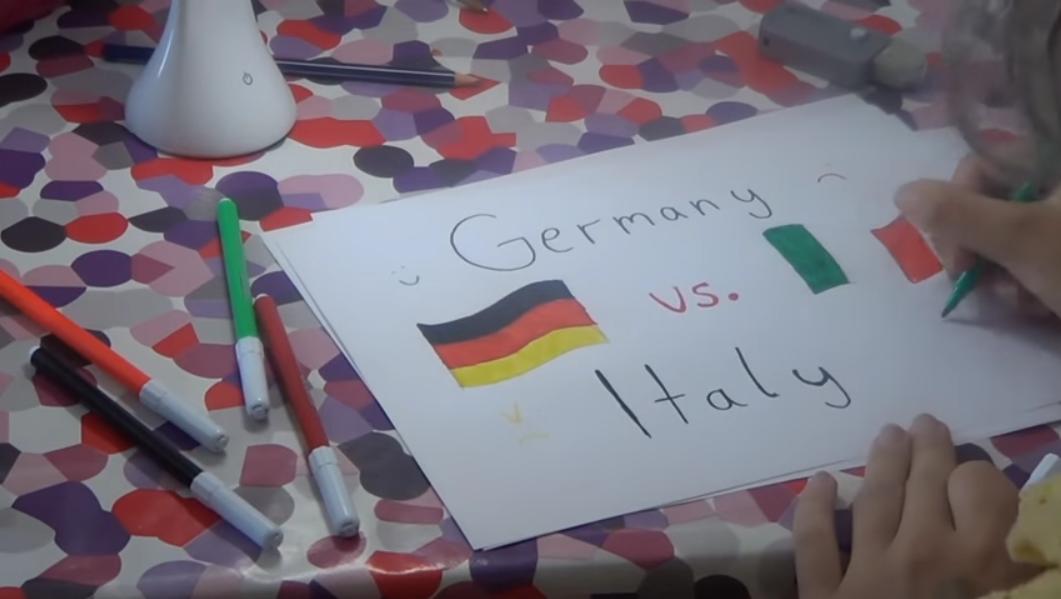 Bella Germany Meets Schönes Italy 2016