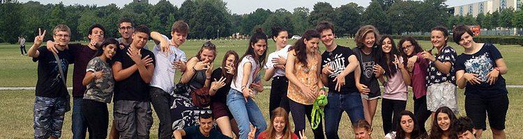 Internationale Jugendbegegnung vom 20.7. bis 27.7.17 in Leipzig