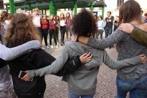 Viel Spaß, aber auch harte Arbeit: eine internationale Jugendbegegnung